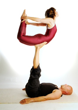 Partner-Yoga in Rostock - Lütten Klein